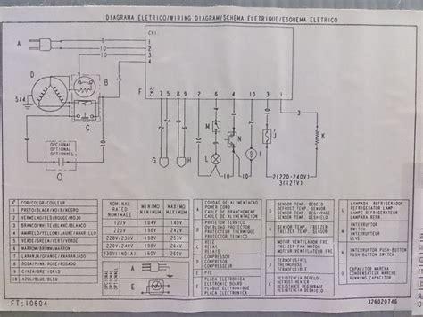 solucionado diagrama electrico de heladera whirlpool no yoreparo