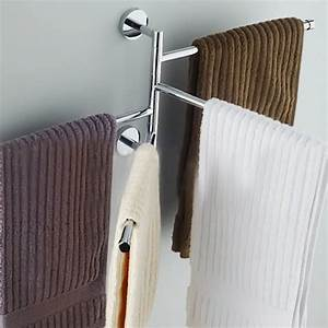 New, 4, Layers, Stainless, Steel, Bathroom, Towel, Rack, Holder, Polished, Rack, Holder, Hardware, Accessory