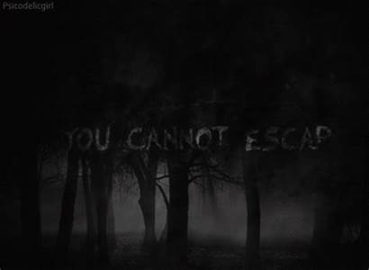Dark Forest Scary Depression Horror Quotes Deep