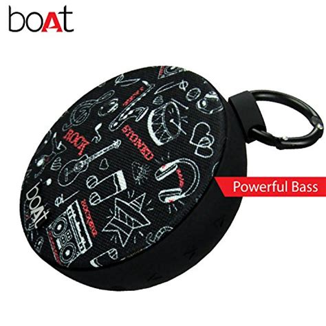 Boat Speakers Bluetooth by Boat 260 Portable Bluetooth Speakers All Audios
