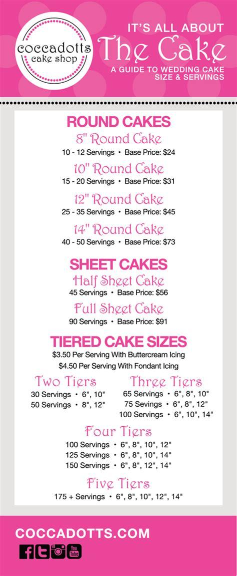 cake flavors pricing coccadotts cake shop custom