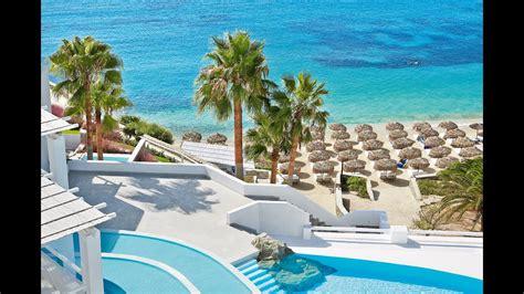 Luxury Hotel In Mykonos Grecotel Mykonos Blu 5 Star Hotel