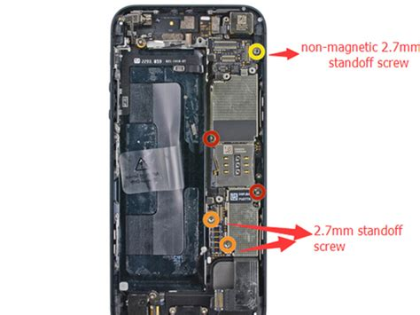 iphone 5 screwdriver size did you the right screwdriver to repair iphone