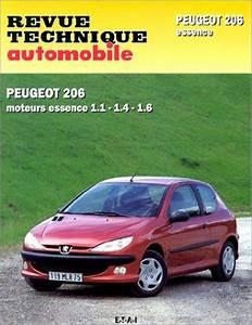 Peugeot 206 Essence : rta peugeot 206 essence 1 1 1 4 et 1 6 ~ Medecine-chirurgie-esthetiques.com Avis de Voitures
