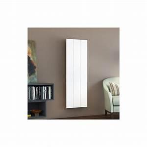 Radiateur Electrique Vertical 2000w Design : radiateur kenya 3 vertical 2000w thermor 414671 ~ Premium-room.com Idées de Décoration