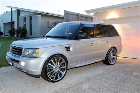 Land Rover Range Rover Sport Photo by Morro000 2006 Land Rover Range Rover Sport Specs Photos