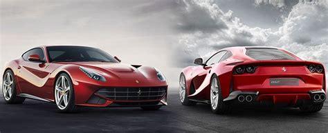 Comparison f12berlinetta vs 812 superfast. Ferrari-f12berlinetta Vs 812-Superfast | Ferrari f12berlinetta, Ferrari f12, Ferrari