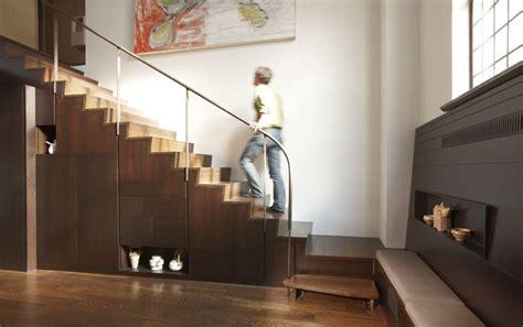 gramercy park duplex contemporary staircase  york
