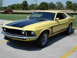 1969 FORD MUSTANG BOSS 302 FASTBACK - 43740