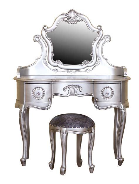 coiffeuse baroque pas cher chaise coiffeuse baroque