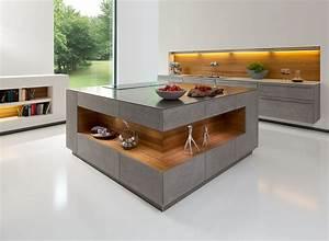 Moderne Küchen 2017 : eine moderne kochinsel f r luxuri se k chen freshouse ~ Michelbontemps.com Haus und Dekorationen