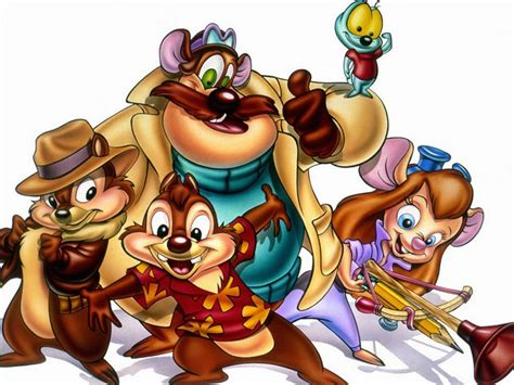 The Disney Slate Chip N Dale Rescue Rangers Live