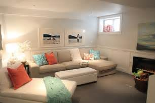 apartments awesome small basement living room ideas with