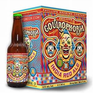 Phillips Faces Fear of Clowns With Coulrophobia India Red ...