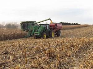 evergreenhillfarm.ca - Corn Harvest Video