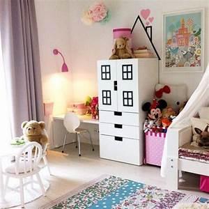Rangement Ikea Chambre : placard maison enfant ikea stuva chambre enfant pinterest chambre enfant chambres et ~ Teatrodelosmanantiales.com Idées de Décoration