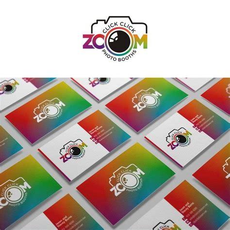 create  fun logo  business card   photo booth