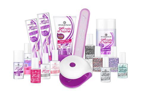 essence gel nails  home kit glossy long lasting