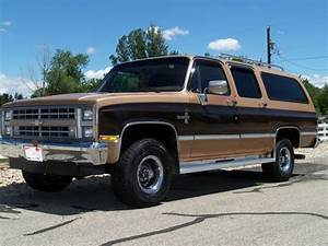 Purchase Used 1987 Chevy Gmc 4x4 Suburban Loaded Original Condition Low Miles 100  Rust Free In