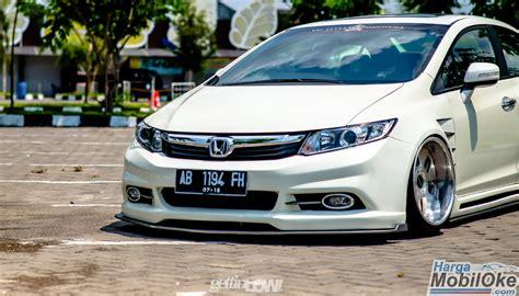Modifikasi Mobil Honda by Inspirasi Modifikasi Honda All New Civic Terbaru