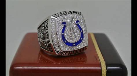 Indianapolis Colts 2006 Nfl Super Bowl Xlvi Championship
