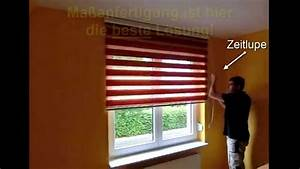 Kleiderschrank 2m Breit 2m Hoch : neuheit doppelrollos bis max 2 40m breite youtube ~ Bigdaddyawards.com Haus und Dekorationen