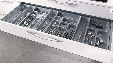 rangement couverts tiroir cuisine rangement facile cuisine ou salle de bain