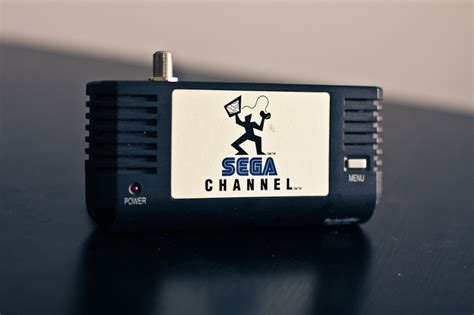 siege chanel sega channel junctioneight design collect play