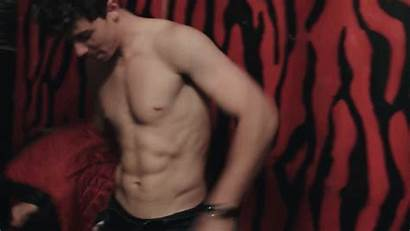 Shawn Mendes Shirtless Flaunt Magazine Abs Gifs