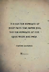 Quotes About Faith and Strength