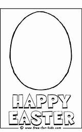 Easter Egg Blank Pages Coloring Colouring Eggs Outline Printable Template Sheets Children Designs Crafts Getcoloringpages Writing Worksheets sketch template
