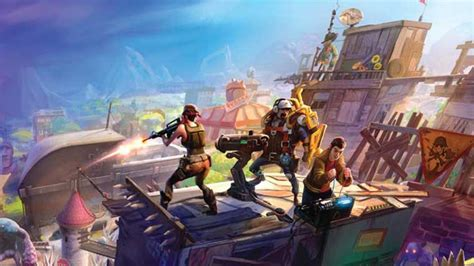 fortnite    entire epic games team working
