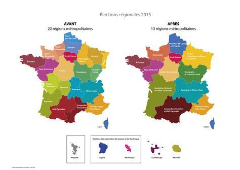 Carte Nouveau Monde 2017 by Carte Officielle Des Nouvelles R 233 Gions De Carte 2018