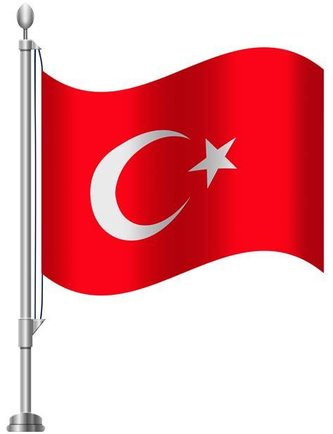 Turkey Flag PNG Clip Art - Best WEB Clipart