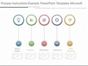 Process Instructions Example Powerpoint Templates