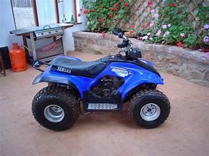 Quad 125 Yamaha : yamaha breeze 125 quad bike wroc awski informator ~ Nature-et-papiers.com Idées de Décoration