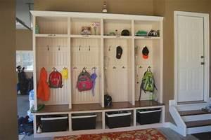 Idees et astuces pratiques pour le rangement garage for Lovely meuble de rangement mural 12 etagare de garage acheter une etagare de rangement pour