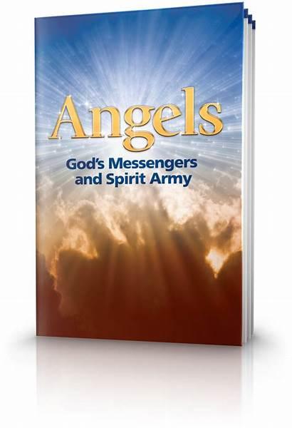 Angels Spirit Army Messengers God Armies Bible