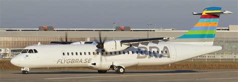 BRA implemented as new Malmö Aviation/Sverigeflyg brand - ch-aviation.com