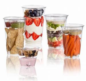 Cup N Go : pet cup inserts making grab n go easier bunzl catering supplies ~ Markanthonyermac.com Haus und Dekorationen