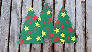 Weihnachtsbäume Aus Papier Basteln : mit kindern basteln zu weihnachten advent mamaz ~ Orissabook.com Haus und Dekorationen