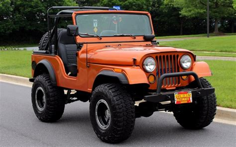1977 Jeep CJ5 | 1977 Jeep CJ5 For Sale To Buy or Purchase ...