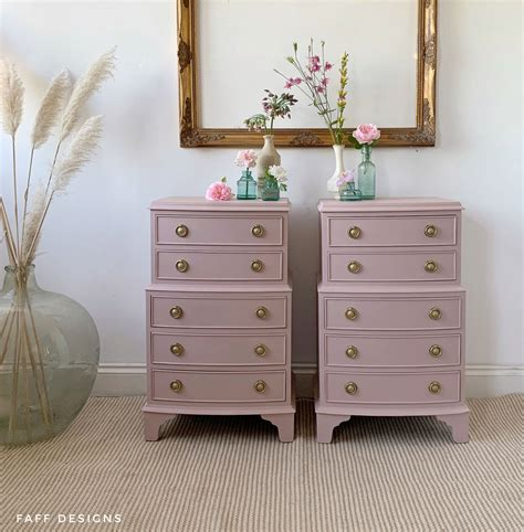 pin on pink coral painted furniture