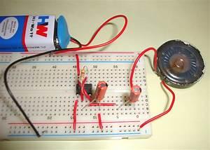 Ticking Sound Using Ic 555