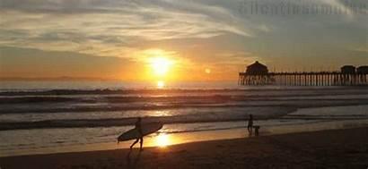 Giphy Sun Septiembre Sea Nature Gifs California