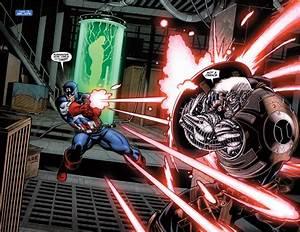 Cable VS Captain America Comicnewbies