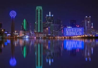 Skyline Dallas Wallpapers Texas
