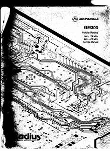 Motorolla Gm 300 Manual