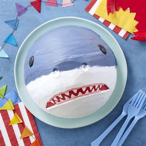 shark cake wilton birthday cakes bruce cookies recipe desserts oh jaws treats ll want social cupcakes amazing wlproj master