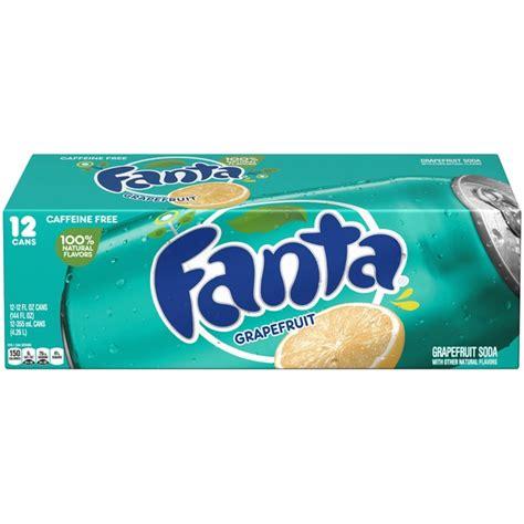 Fanta Grapefruit Soda from Smart & Final - Instacart